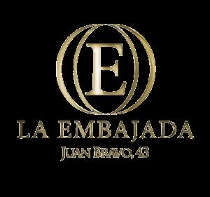 Logo La Embajada