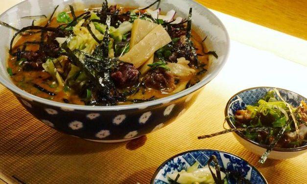 Cocina asiática y fusión en Malasaña