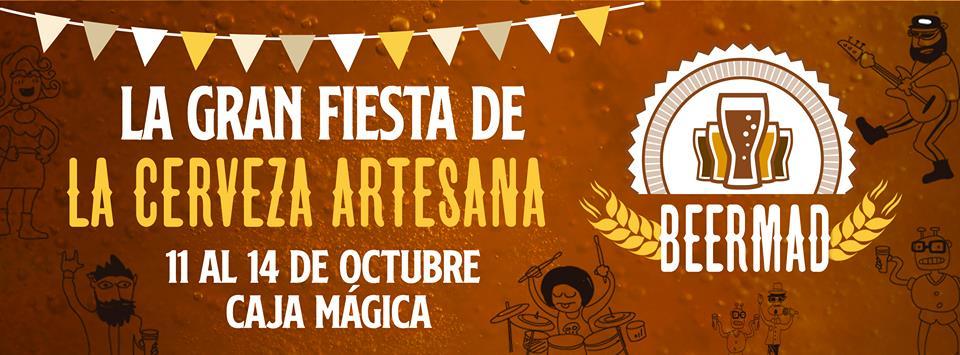 En El Puente De Octubre Se Celebra La Iv Edicion Beermad Gastrocolegas