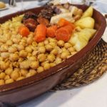 El Cocido Madrileño en dos vuelcos de Restaurante San Francisco