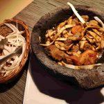 Oceánika, Cocina fusión a ritmo de Bossa